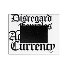 Disregard females acquire currency  Picture Frame