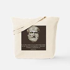 aristotle-edmind-PLLO Tote Bag
