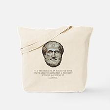 aristotle-edmind-DKT Tote Bag