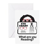 Optometrist Greeting Cards