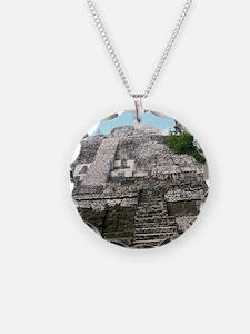 """Ancient Mayan Ruins """"Lumanai Necklace"""