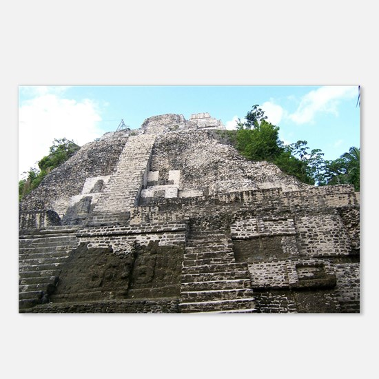 "Ancient Mayan Ruins ""Luma Postcards (Package of 8)"