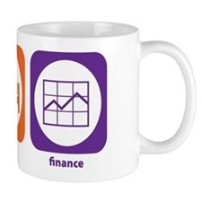 Eat Sleep Finance Mug