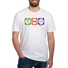 Eat Sleep Finance Shirt