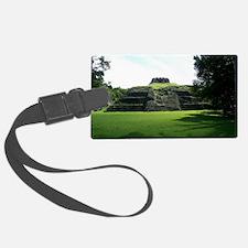 Xunantunich Mayan Ruin Site - Be Luggage Tag