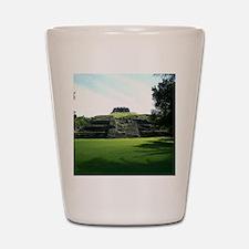 Xunantunich Mayan Ruin Site - Belize Ce Shot Glass