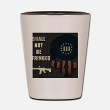 Shall Not Be Infringed - Hex Shot Glass