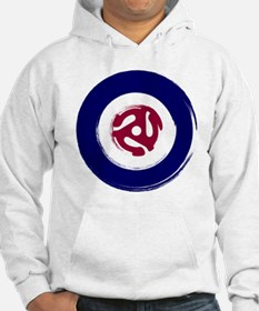 Mod Northern soul design with vi Hoodie
