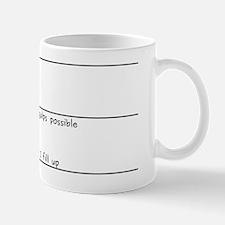 Need Coffee v4 Mug