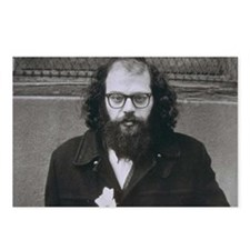 Allen Ginsberg. Postcards (Package of 8)