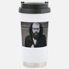 Allen Ginsberg. Stainless Steel Travel Mug
