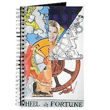 Wheel of Fortune Tarot Journal