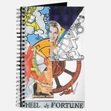 Wheel of Fortune Tarot Journal
