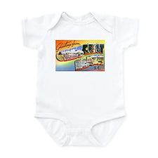 Crescent Beach South Carolina Infant Bodysuit