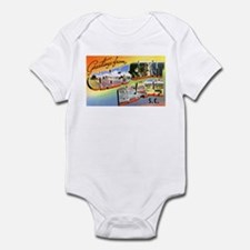 Crescent Beach South Carolina Infant Bodysuit
