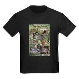 Cougars, rosamond Kids T-shirts (Dark)