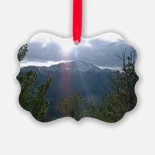 Pikes Peak Ornament