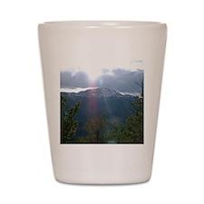 Pikes Peak Shot Glass
