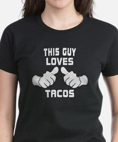 This Guy Loves Tacos Tee