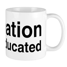 educatedbumper Mug
