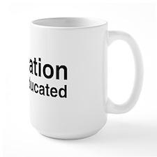 educatedbumper Mug