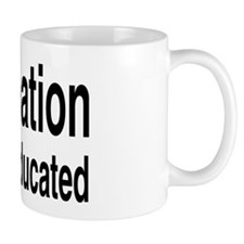 educatedrectangle Mug