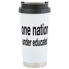 educatedrectangle Travel Mug