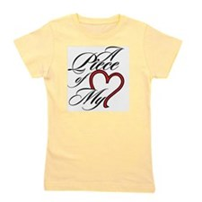A Piece of My Heart Girl's Tee