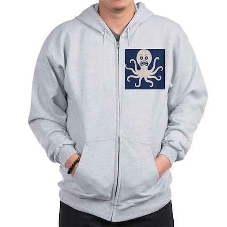 octopus-BUT Zip Hoodie