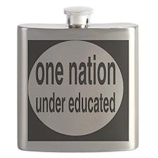 educatedbutton Flask