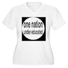 educatedbutton T-Shirt