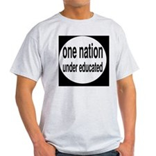 educatedbutton T-Shirt