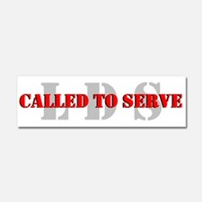 Called To Serve Car Magnet 10 x 3
