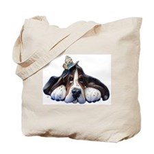Cute Carolina dogs Tote Bag