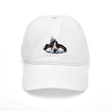 Cool Bassett hound Baseball Cap