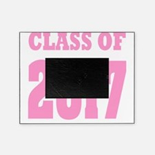 Class of 2017 (pink) Picture Frame
