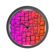 pharmacist all over BEST 1 Wall Clock