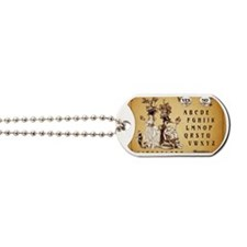 The King  Queen of Prussia Laptop Skin Dog Tags