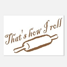 Thats How I Roll Postcards (Package of 8)
