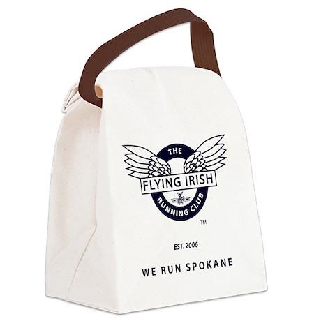 Flying Irish Canvas Lunch Bag