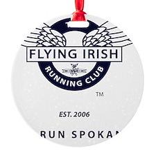 Flying Irish Ornament