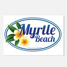 Myrtle Beach South Caroli Postcards (Package of 8)