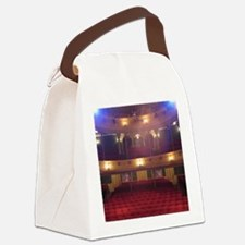 View from the Stage Canvas Lunch Bag