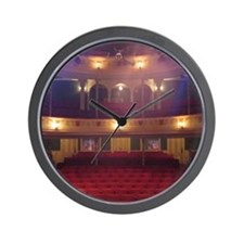 View from the Stage Wall Clock