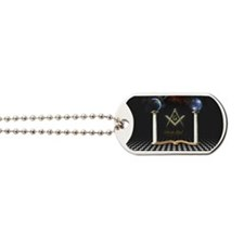 Between the Lines Dog Tags