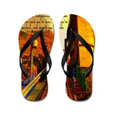 Its all about the journey. Flip Flops