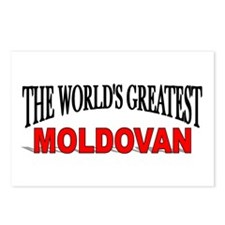 """The World's Greatest Moldovan"" Postcards (Package"