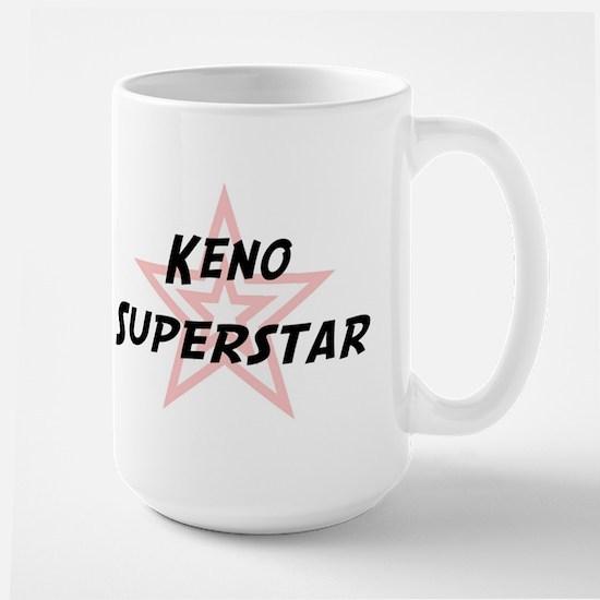 Keno Superstar Mugs