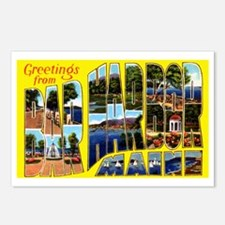 Bar Harbor Maine Postcards (Package of 8)