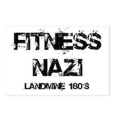 Landmine 180's Postcards (Package of 8)